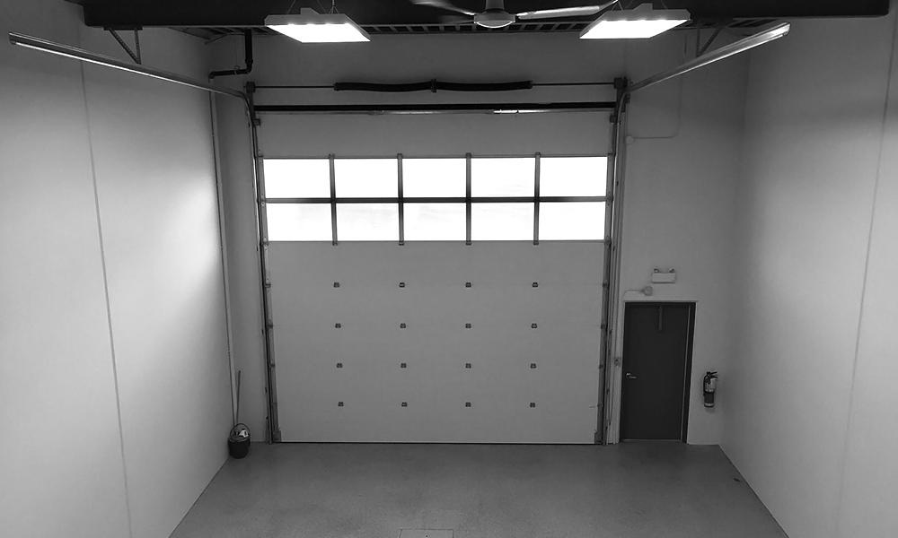 Warner Warehouse Garages Calgary Storage Garage Features